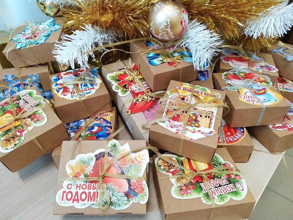 Новогодние подарки от Мелодии бисера