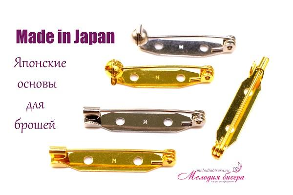 Булавки для броши - Япония